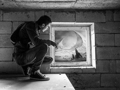 Николай Маринов за изложбата на Димитър Бешин в столицата