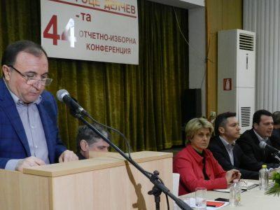 И в Гоце Делчев  Валери Сарандев има най-много номинации за кандидат в парламентарните избори