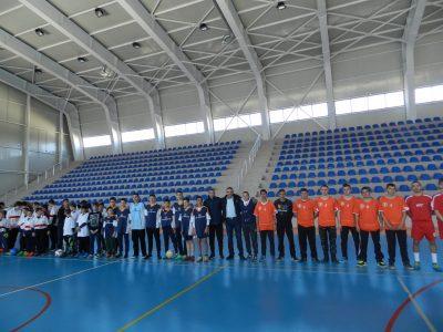 Най-силният мъж на Америка дойде за откриване на спортните ученически игри в Гоце Делчев