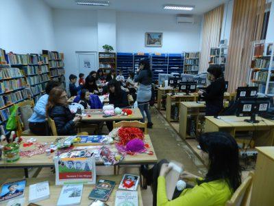 Мартенички за добрите хора, които помагат на болните жени и техните семейства от Гоце Делчев и региона