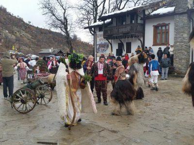 Два дни жители и гости на село Делчево празнуваха