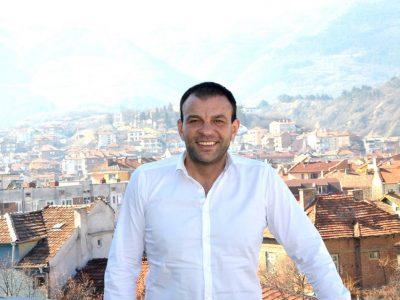 Богдан Боцев с благодарност към всички, които го подкрепят