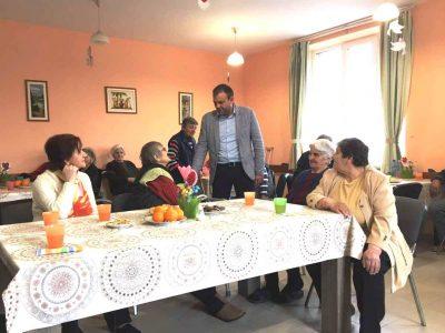 Богдан Боцев получи подкрепата на персонала и потребителите в социалните центрове в Гоце Делчев