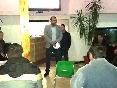 Кандидатът за народен представител Богдан Боцев се срещна с жители на село Борово