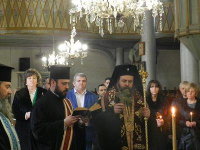 ПП ГЕРБ в град Гоце Делчев откри предизборната си кампания, водосвет отслужи лично владиката Серафим