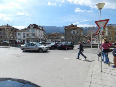 В Гоце Делчев вземат мерки за облекчаване на автомобилния трафик в центъра