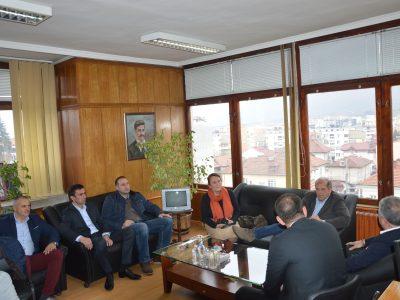 Какво заръча кметът на Гоце Делчев на кандидатите за народни представители от 1-ви мир Благоевград