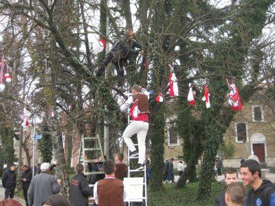 Конкурс за най-красива мартеница в град Гоце Делчев