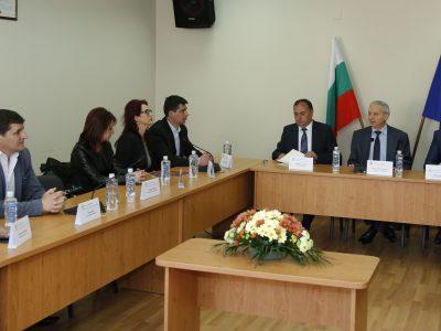 Кметове пред премиера Герджиков:  Подготовката за провеждането на  изборите в област Благоевград върви по график