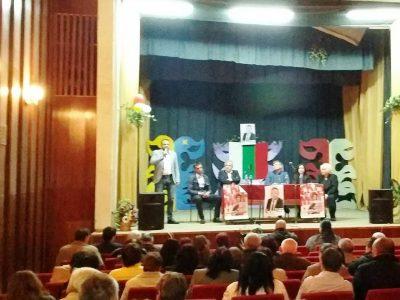 Кандидатът за народен представител Богдан Боцев закри предизборната си кампания в село Мосомище
