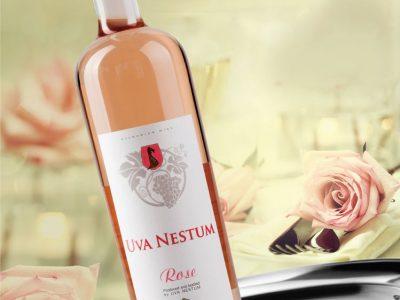 Бутиковата изба UVA NESTUM посрещна първа пролет с новото си розе