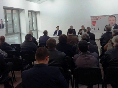Богдан Боцев: Възраждане на икономиката и въвеждане на професионално образование, са част от нашите основни цели
