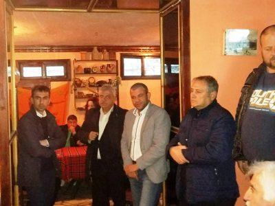 В селата Садово и Хвостяне поискаха промяната с Богдан Боцев