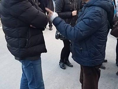 """Категорична подкрепа за Богдан Боцев в квартал """"Средна"""" в гр. Гоце Делчев"""