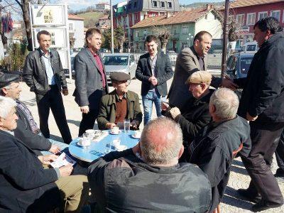 Кандидатът за народен представител Богдан Боцев се срещна с жители на села в община Сатовча