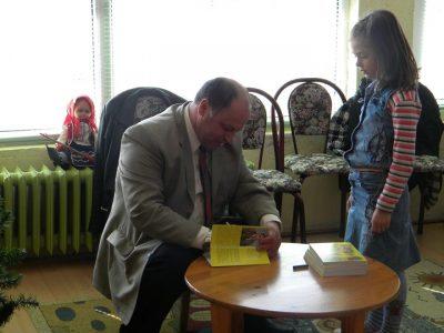 Иван Мишев днес представя новата си книга