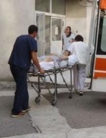 Задържан е млад мъж от Хаджидимово заради побой, пострадалият е oт Гоце Делчев и е в много тежко състояние