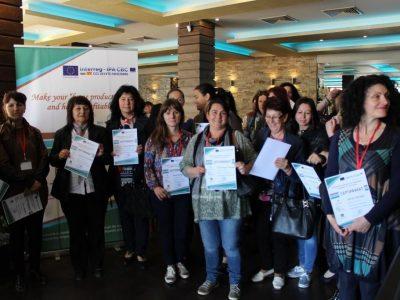 Жени от Гоце Делчев се учат как да печелят от домашните си умения и хобито си