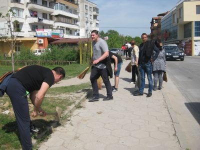 От 6 април започва традиционното пролетно почистване в Гоце Делчев