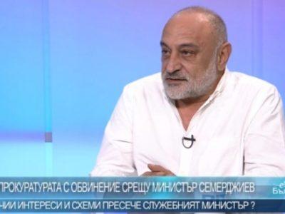 Д-р Болтаджиев: Здравният министър Илко Семерджиев засяга нечии интереси, свързани с лекарствата