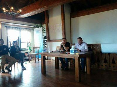 Богдан Боцев и Момчил Неков обсъдиха остри социални теми с млади социалисти
