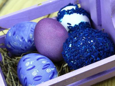 Нестандартни идеи за боядисване на великденски яйца