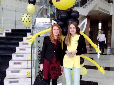 """Ученичка от гоцеделчевската ПМГ """"Яне Сандански"""" шеста в страната и единствена от област Благоевград сред 17 финалисти в авторитетно състезание по английски езики"""