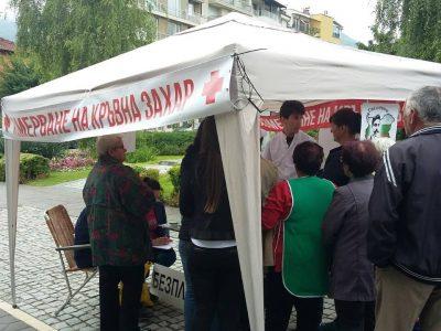 Повече от 170 жители на Гоце Делчев се включиха в безплатно обучение и скрининг за контрол на кръвната захар