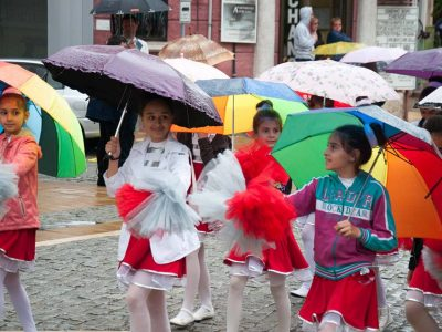 Един дъждовен 24 май в стария Неврокоп