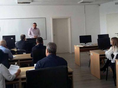 Народният представител Богдан Боцев се срещна с представители Сдружение на предприемачите – регион Гоце Делчев преди годишното им общо събрание