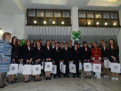 Награди за празника на най-старото училище в град Гоце Делчев