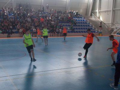 Спортен празник в зала Неврокоп Арена