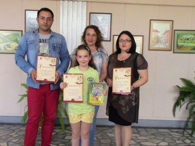 Награда за талантливо момиче от Гоце Делчев в конкурс по превенция на наркоманиите