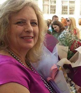 Марияна Халачева: Бъдете здрави и упорити в своя път към доброто и успеха, уважаеми колеги и скъпи ученици!