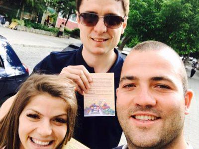 Младите социалисти от Гоце Делчев призоваха шофьори и родители да пазят децата на пътя