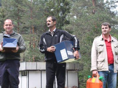 """Дървосекач от ДГС """"Гоце Делчев"""" е трети след професионалистите на Югозапада"""