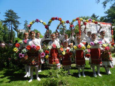 Денят на детето в парка на Гоце Делчев