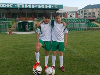 От понеделник започва детско футболно лято в Гоце Делчев