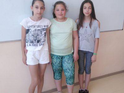 Момичета от Гоце Делчев ще участват в Космически лагер