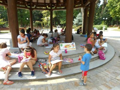 Откриват лятната програма за работа с деца в Гоце Делчев