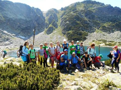 "Mлади туристи от клуб ""Пирински стражи"" покориха връх Алеко и връх Мусала"