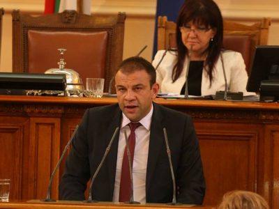 """Народният представител Богдан Боцев постави въпроса за изграждане на хидровъзел """"Брезница"""", който е от голямо значение за водоснабдяването на целия регион на Гоцеделчевско"""