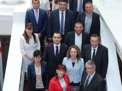 Народният представител Богдан Боцев участва в първото заседание на групата за приятелство България-Гърция, на която е заместник -председател