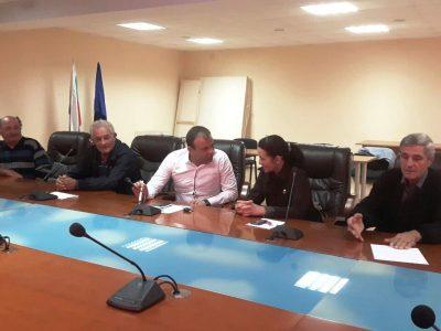 Народният представител Богдан Боцев за неотложните проблеми на хората от Хаджидимово, Садово, Ново Лески и другите селища в общината