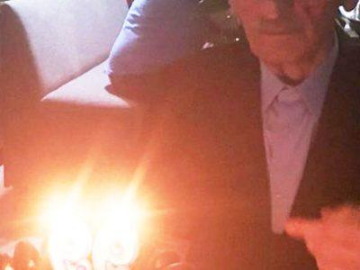 Известният неврокопчанин, с ковачовски корен Кирил Добрев стана на 99 години