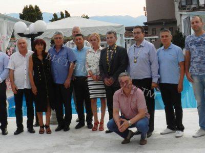 Новият дистрикт гуверньор на Ротари – България: Ротари клуб и Интеракт клуб в Гоце Делчев са работещи организации, с които можем само да се гордеем