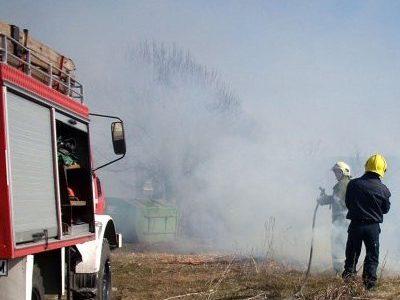 Почти всеки ден пожар в района