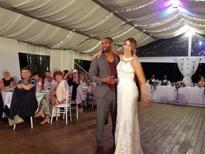 Баскетболна сватба в подкрепа на благотворителността