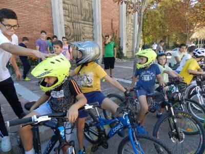 НПГ и Трето ОУ обраха първите места във велощафета в Гоце Делчев за Европейската седмица на мобилността