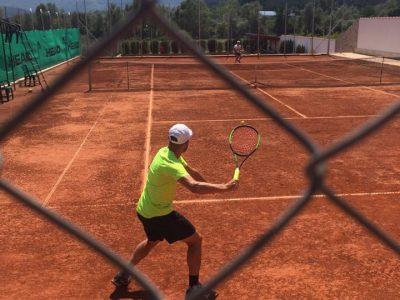 Тенис турнир в Гоце Делчев